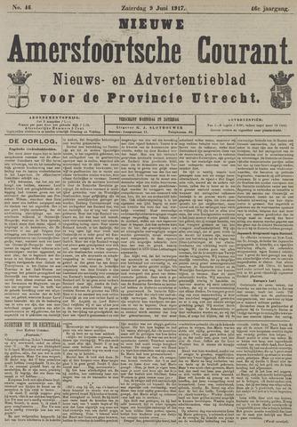 Nieuwe Amersfoortsche Courant 1917-06-09