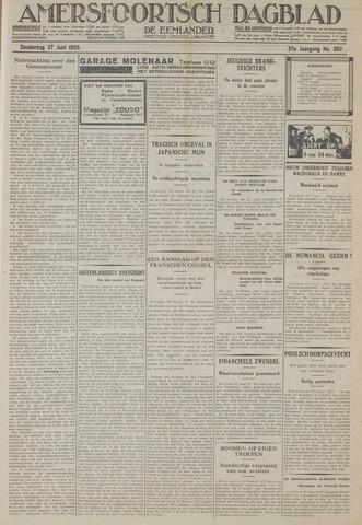 Amersfoortsch Dagblad / De Eemlander 1929-06-27