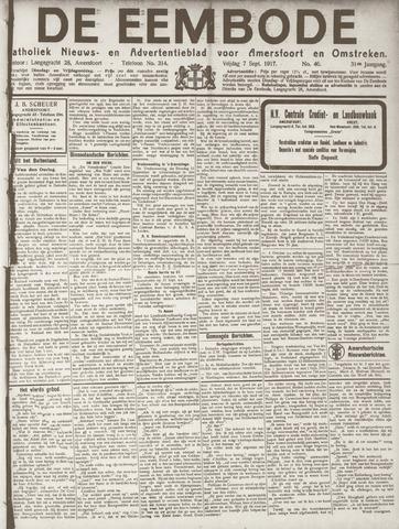 De Eembode 1917-09-07