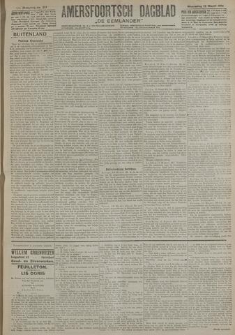 Amersfoortsch Dagblad / De Eemlander 1919-03-12