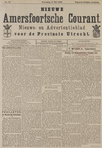 Nieuwe Amersfoortsche Courant 1910-05-11