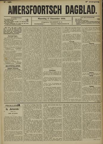 Amersfoortsch Dagblad 1906-12-17