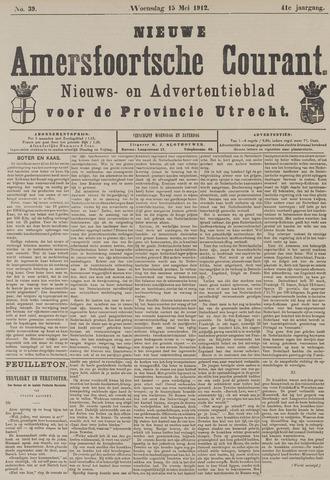 Nieuwe Amersfoortsche Courant 1912-05-15