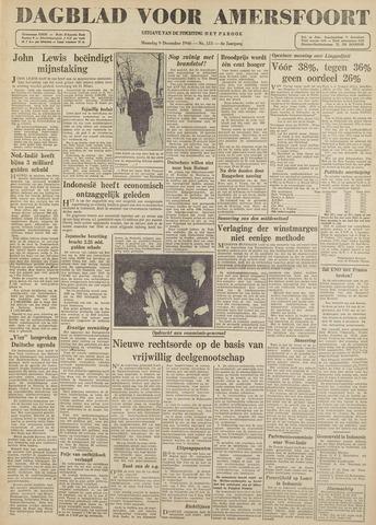 Dagblad voor Amersfoort 1946-12-09