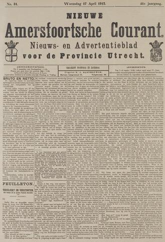 Nieuwe Amersfoortsche Courant 1912-04-17