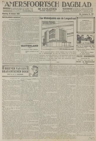 Amersfoortsch Dagblad / De Eemlander 1929-10-28