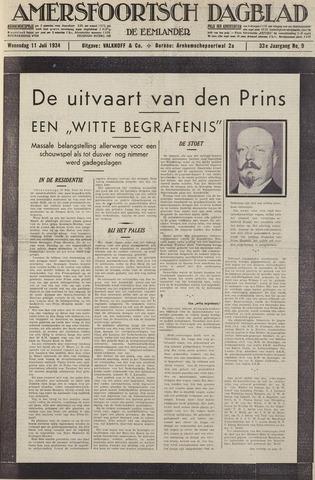 Amersfoortsch Dagblad / De Eemlander 1934-07-11