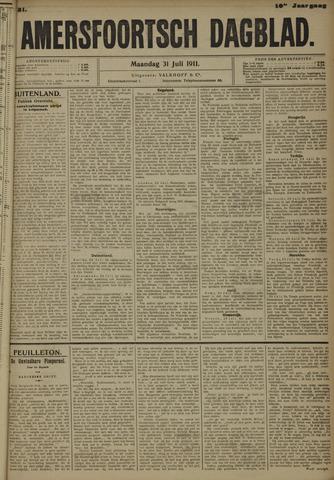 Amersfoortsch Dagblad 1911-07-31