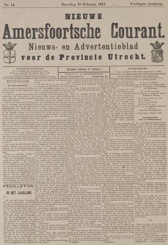Nieuwe Amersfoortsche Courant 1911-02-18