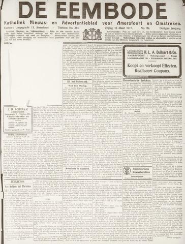 De Eembode 1917-03-16