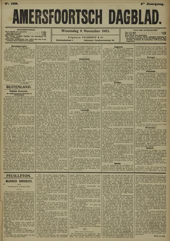 Amersfoortsch Dagblad 1905-11-08