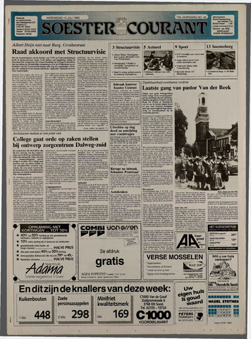 Soester Courant 1992-07-15
