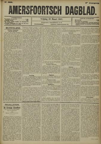 Amersfoortsch Dagblad 1907-03-29