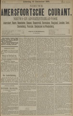 Nieuwe Amersfoortsche Courant 1881-12-10