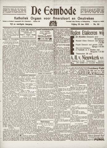 De Eembode 1932-01-29