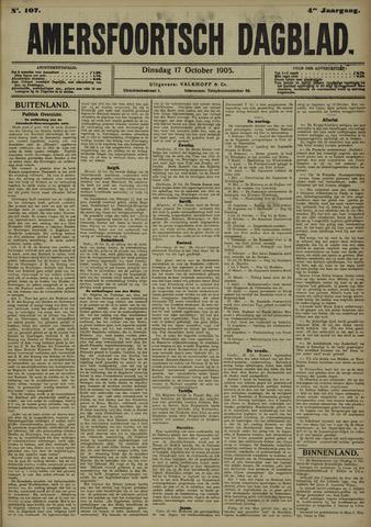 Amersfoortsch Dagblad 1905-10-17