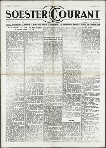 Soester Courant 1957-12-17