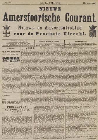 Nieuwe Amersfoortsche Courant 1914-05-09