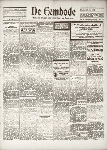 De Eembode 1932-05-24