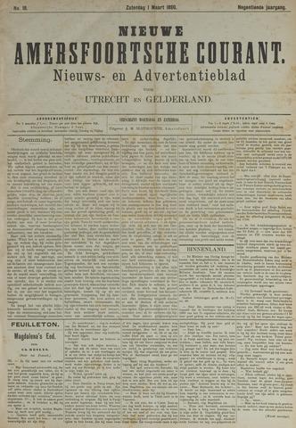 Nieuwe Amersfoortsche Courant 1890-03-01