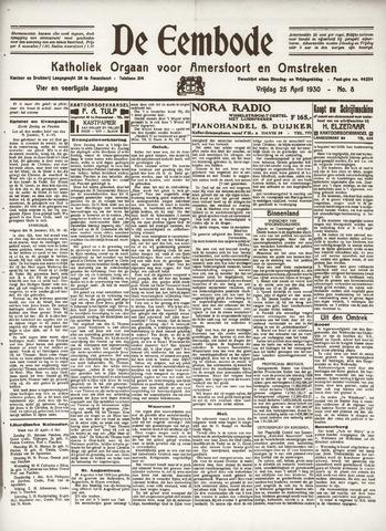 De Eembode 1930-04-25