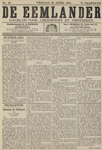 De Eemlander 1910-04-22