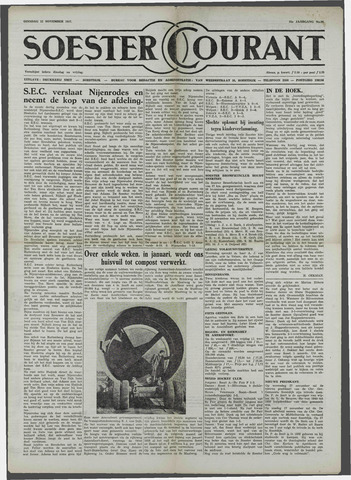 Soester Courant 1957-11-12