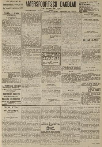 Amersfoortsch Dagblad / De Eemlander 1923-10-10