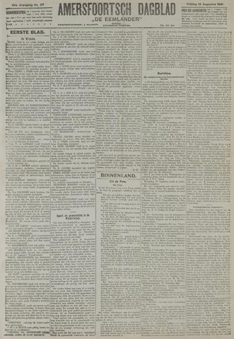 Amersfoortsch Dagblad / De Eemlander 1921-08-12