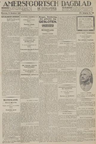 Amersfoortsch Dagblad / De Eemlander 1928-12-19