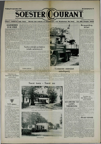 Soester Courant 1967-09-29