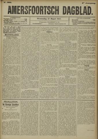 Amersfoortsch Dagblad 1907-03-27