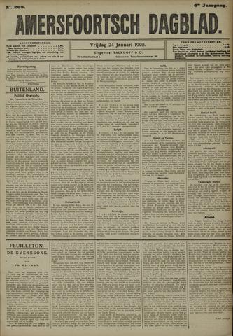 Amersfoortsch Dagblad 1908-01-24