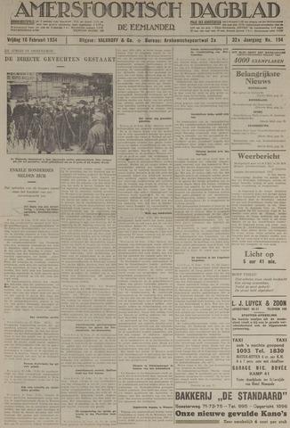 Amersfoortsch Dagblad / De Eemlander 1934-02-16