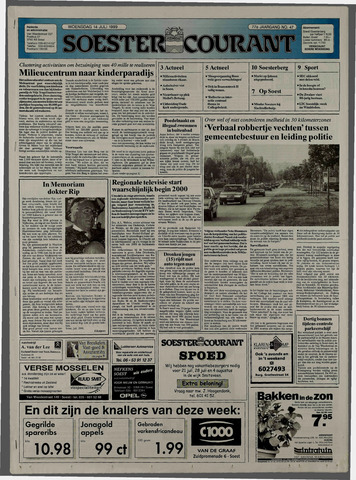 Soester Courant 1999-07-14
