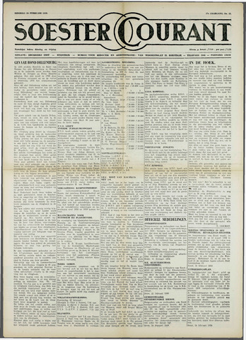 Soester Courant 1959-02-24