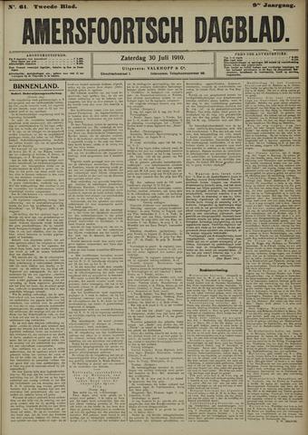 Amersfoortsch Dagblad 1910-07-30
