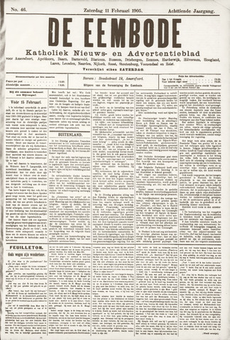 De Eembode 1905-02-11