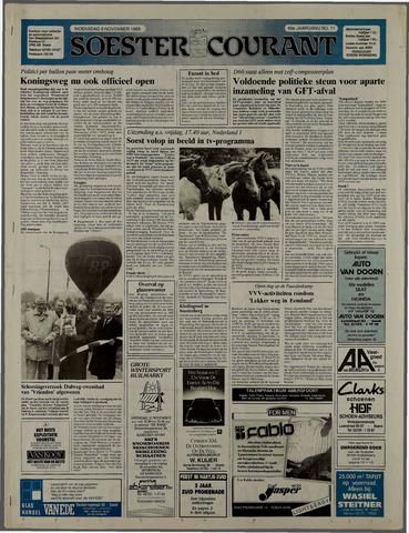 Soester Courant 1989-11-08