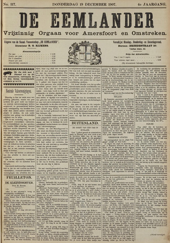 De Eemlander 1907-12-19