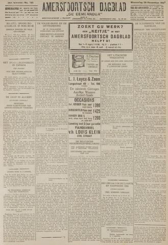 Amersfoortsch Dagblad / De Eemlander 1927-11-30
