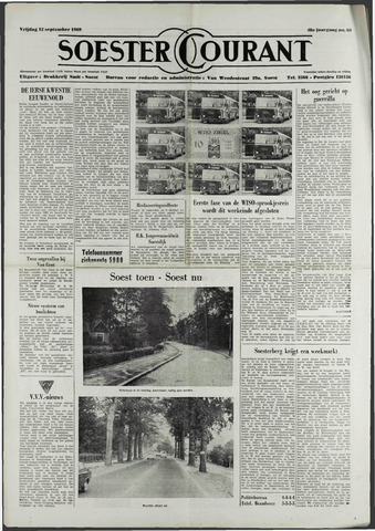 Soester Courant 1969-09-12