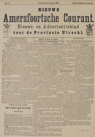 Nieuwe Amersfoortsche Courant 1906-01-20