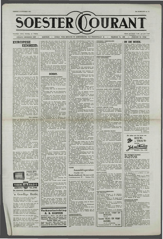 Soester Courant 1952-10-10