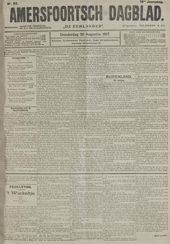 Amersfoortsch Dagblad / De Eemlander 1917-08-30