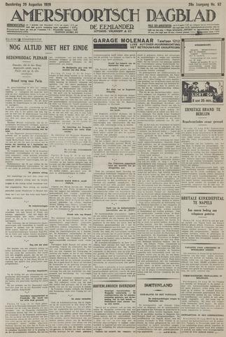 Amersfoortsch Dagblad / De Eemlander 1929-08-29
