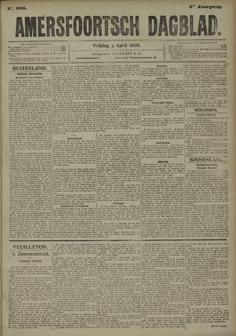 Amersfoortsch Dagblad 1908-04-03