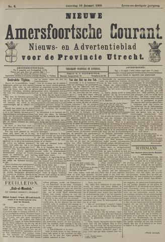 Nieuwe Amersfoortsche Courant 1908-01-18
