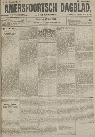 Amersfoortsch Dagblad / De Eemlander 1917-07-16