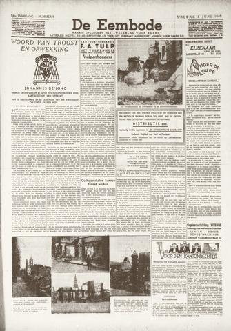 De Eembode 1940-06-07